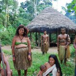 La tribu Siwiar de 'Perdidos en la tribu'