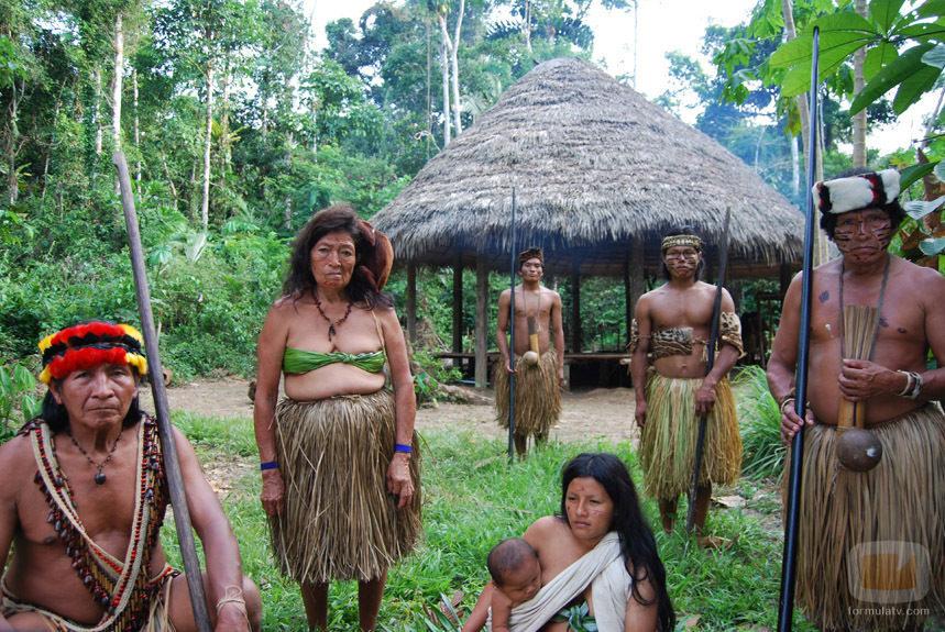 La tribu Siwiar de 'Perdidos en la tribu': Fotos - FormulaTV