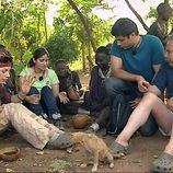 La familia Berhanyer en 'Perdidos en la tribu'