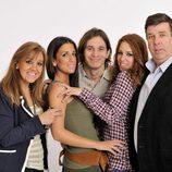 Familia San Sebastián, en la tercera temporada de 'Perdidos en la tribu'