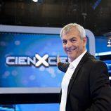 Carlos Sobera, presentador de 'Cien X cien'