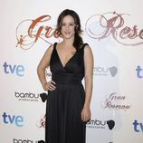 Luz Valdenebro de 'Gran Hotel' en el preestreno de 'Gran Reserva'
