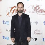 Pedro Alonso de 'Gran Hotel' en la premiere de la tercera temporada de 'Gran Reserva'