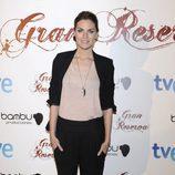 Amaia Salamanca en la premiere de 'Gran Reserva'