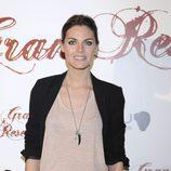 Amaia Salamanca de 'Gran Hotel' en la premiere de la tercera temporada de 'Gran Reserva'