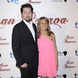 Ramón Campos y Teresa Fernández Valdés en la premiere de la tercera temporada de 'Gran Reserva'