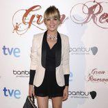 Bárbara Muñoz de 'Hospital Central' en la premiere de 'Gran Reserva'