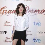 Marta Belmonte en la premiere de la tercera temporada de 'Gran Reserva'