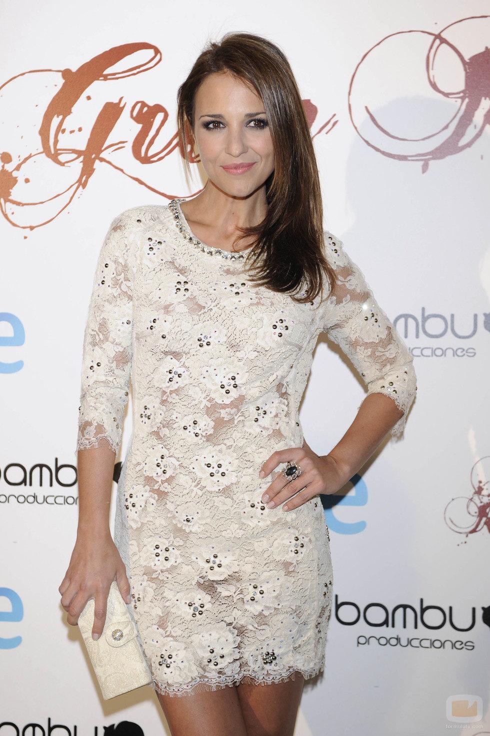 Paula Echevarría es Lucía Reverte en la tercera temporada de 'Gran Reserva'