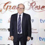 Emilio Gutiérrez Caba en la premiere de la tercera temporada de 'Gran Reserva'