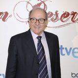 Emilio Gutiérrez Caba (Vicente Cortázar) presenta la tercera temporada de 'Gran Reserva'