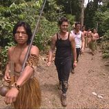 La familia Merino está con los Shiwiar en 'Perdidos en la tribu'