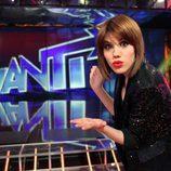 Angy Fernández, colaboradora de 'Avanti'