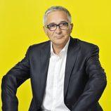 Javier Sardá con gafas