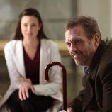 Hugh Larie es el carismático doctor House