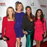Las 'Mujeres desesperadas' en la fiesta del final de la serie