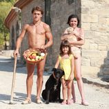 Los Muñío, los nudistas de 'Me cambio de familia'
