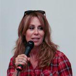 Miriam Díaz-Aroca, presentadora del 'Un, dos, tres' (1991-1993)
