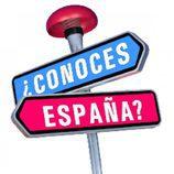 El logo de '¿Conoces España?'