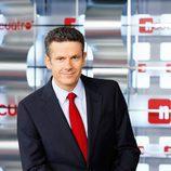 Roberto Arce, de 'Noticias Cuatro 2'