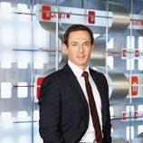 Hilario Pino, de 'Noticias Cuatro 1'