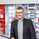 Miguel Ángel Oliver de 'Noticias Cuatro fin de semana'