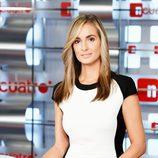 Marta Reyero de 'Noticias Cuatro fin de semana'