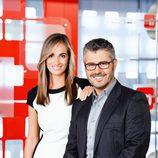 Marta Reyero y Miguel Ángel Oliver