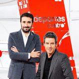 Juanma Castaño y Nico Abad
