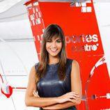 Lara Álvarez de 'Noticias Cuatro Deportes'