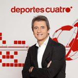 Manolo Lama de 'Noticias Cuatro Deportes'