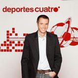 Manu Carreño de 'Noticias Cuatro Deportes'