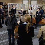 Imagen del capítulo 15 de la octava temporada de 'Mentes criminales'