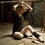 Leire con sus zapatillas de ballet en 'Luna, el misterio de Calenda'