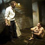 Joel desnudo en 'Luna, el misterio de Calenda'