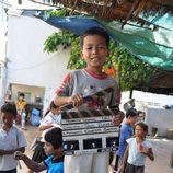 Rodaje en Camboya en la nueva temporada de 'Hospital Central'
