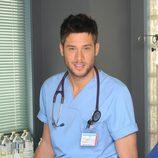 José Lamuño en la temporada 20 de 'Hospital Central'