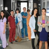 Los protagonistas de la nueva temporada de 'Hospital Central'