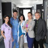 Imagen promocional de la temporada 20 de 'Hospital Central'
