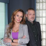 Jordi Rebellon y Mar Regueras en la nueva temporada de 'Hospital Central'