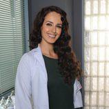 Mónica Estarreado da vida a Valeria Peralta en 'Hospital Central'