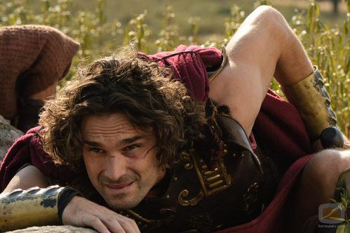 Iván Sánchez en la tercera temporada de 'Hispania'