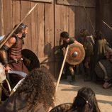 Los rebeldes de 'Hispania' intentan ganar la batalla final