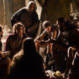 Reunión de Fabio y los rebeldes de 'Hispania' en la temporada final