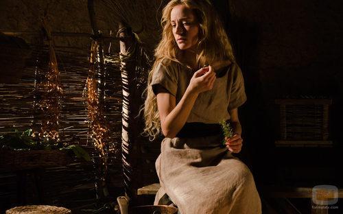 Manuela Vellés en la tercera temporada de 'Hispania'