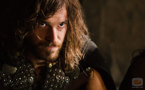 Alfonso Bassave es Darío en la tercera temporada de 'Hispania'