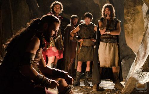 Viriato lidera a los rebeldes de 'Hispania' en la temporada final