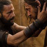 Viriato habla con Sandro en 'Hispania'