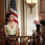 Trip Weston interroga a Gabrielle Solis en el juicio de Bree en 'Mujeres Desesperadas'