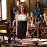 Bree (Marcia Cross), acusada de asesinato en el último capítulo de 'Mujeres Desesperadas'